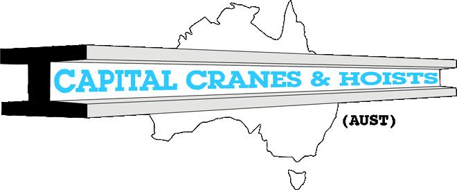 Capital Cranes & Hoists Retina Logo