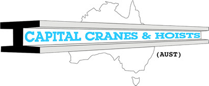 Capital Cranes & Hoists Mobile Retina Logo