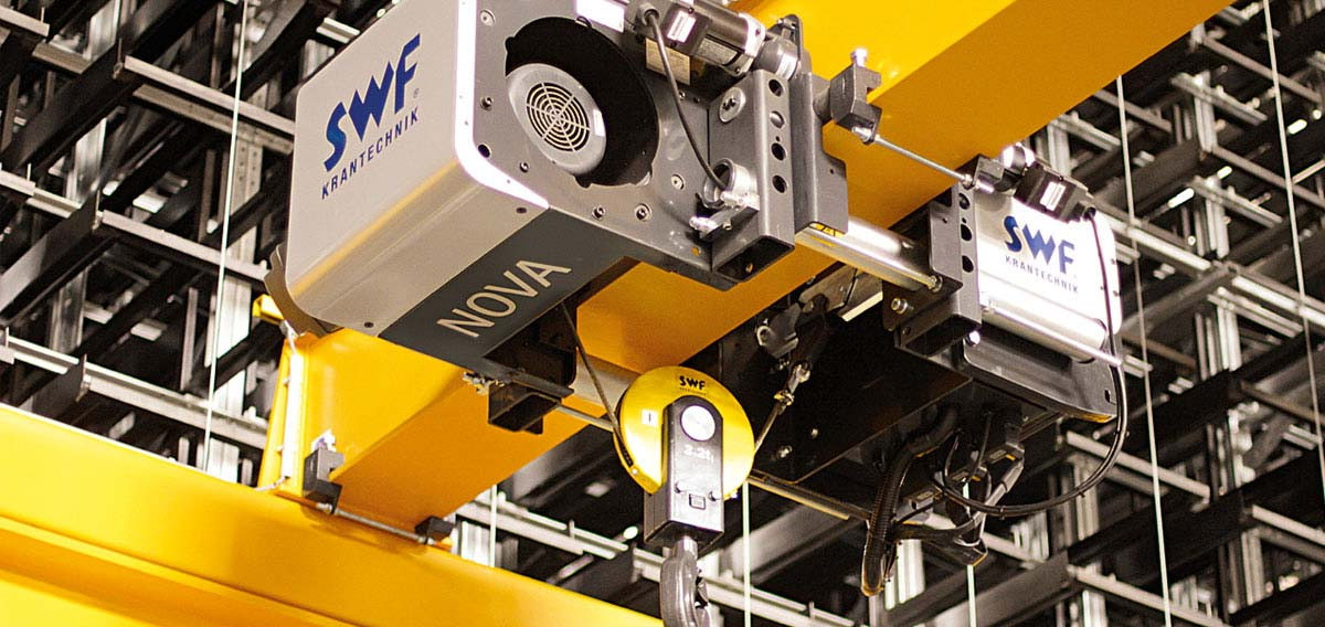 Products - Wire Rope Hoists