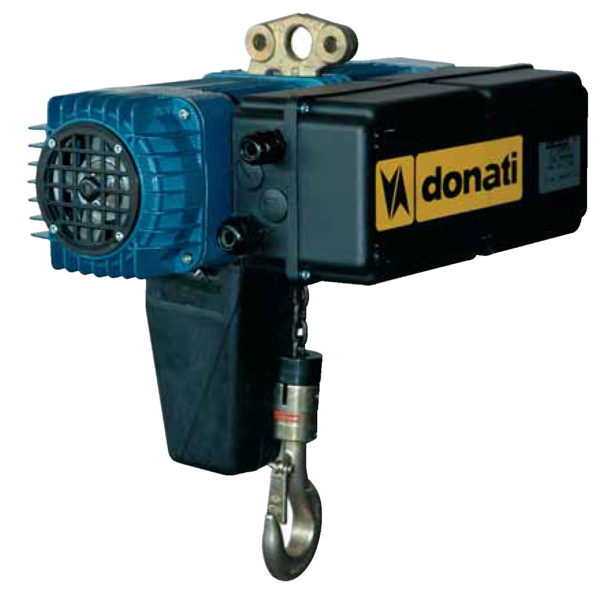Products - Electric Chain Hoists